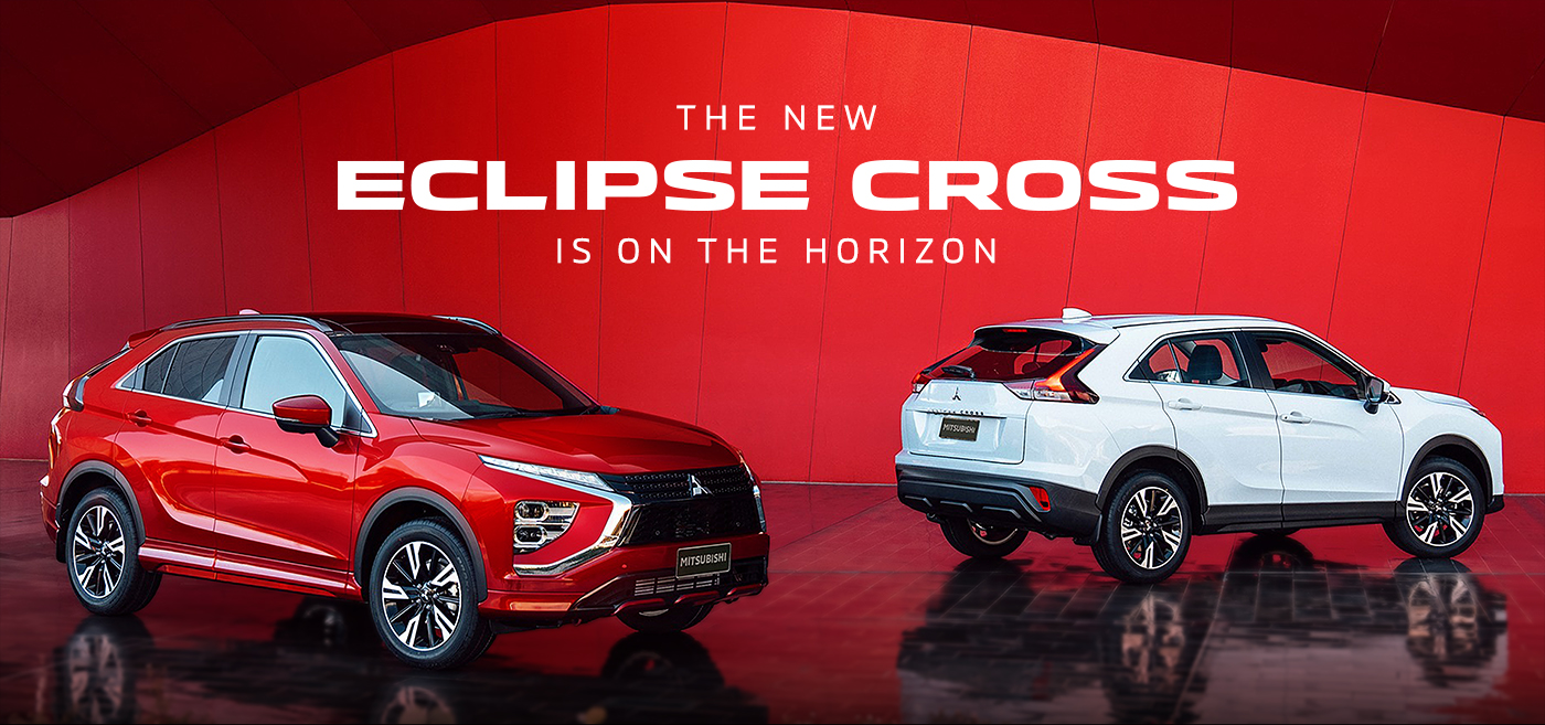 New Eclipse Cross Banner